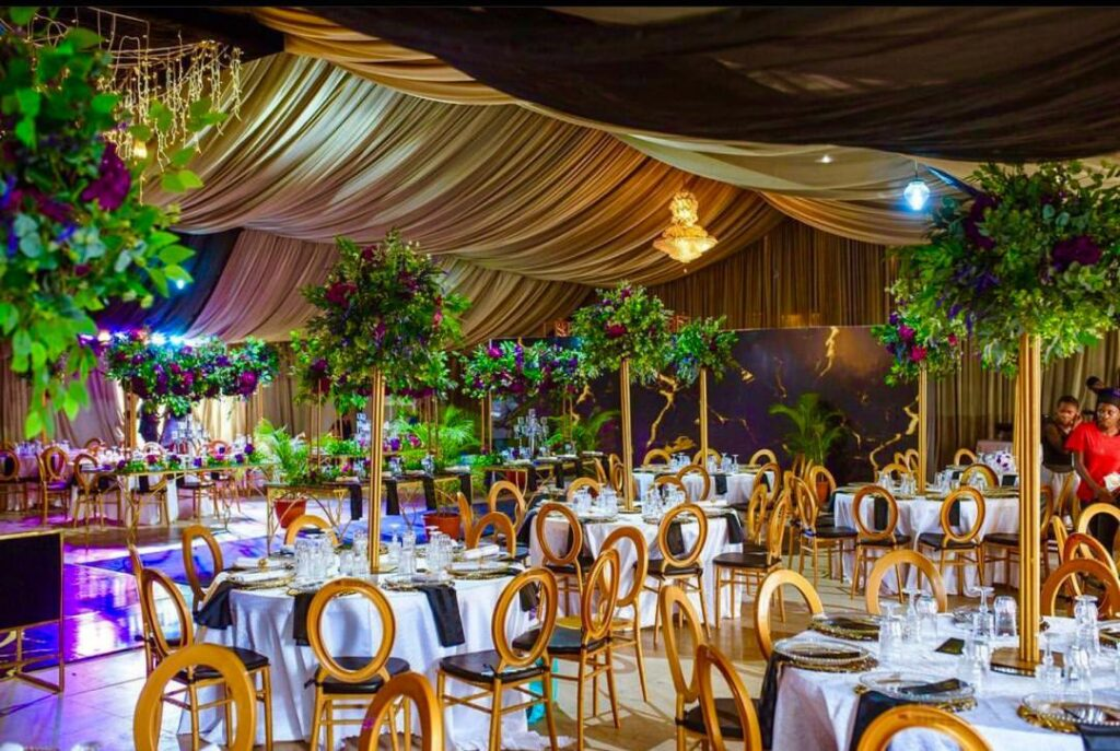 Logistics and Party Event Rentals in Lago